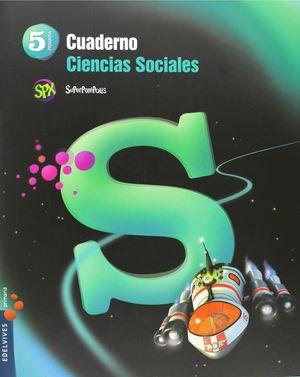 CUADERNO CIENCIAS SOCIALES 5º PRIMARIA