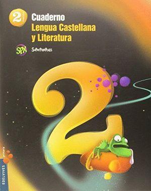CUADERNO DE LENGUA 2. 2ºEP.