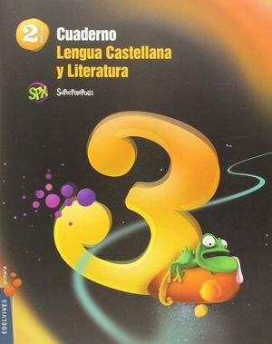 CUADERNO DE LENGUA 3. 2ºEP.