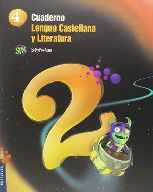 CUADERNO 2 LENGUA CASTELLANA Y LITERATURA 4º PRIMARIA