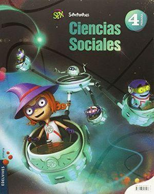 CIENCIAS SOCIALES 4º PRIMARIA
