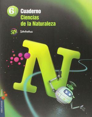CUADERNO CIENCIAS DE LA NATURALEZA 6º PRIMARIA SUPERPIXEPOLIS 15