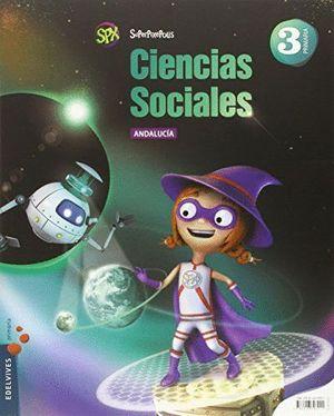 CIENCIAS SOCIALES 3ºEP SUPERPIXEPOLIS (2015)