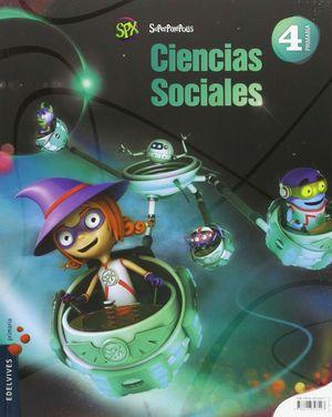 CIENCIAS SOCIALES 4ºEP SUPERPIXEPOLIS (2015)