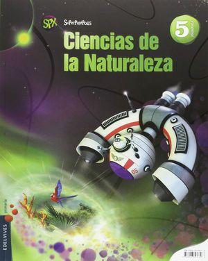 CIENCIAS DE LA NATURALEZA 5º PRIMARIA (ANDALUCIA)