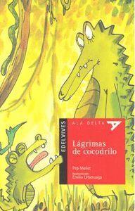 LAGRIMAS DE COCODRILO
