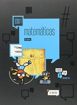 MATEMATICAS 1º ESO SOMOSLINK 2015