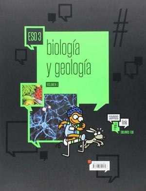 BIOLOGIA Y GEOLOGIA 3ºESO ANDALUCIA SOMOSLINK