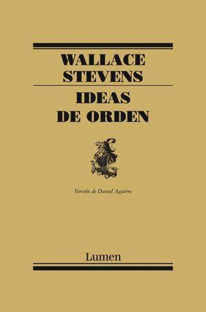 IDEAS DE ORDEN