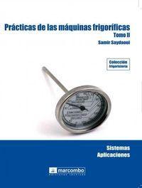 PRACTICAS DE LAS MAQUINAS FRIGORIFICAS II