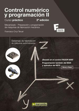 CONTROL NUMERICO Y PROGRAMACION 2ª EDICION