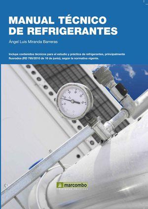 MANUAL TÉCNICO DE REFRIGERANTES