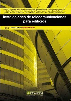 INSTALACIONES DE TELECOMUNICACIONES PARA EDIFICIOS