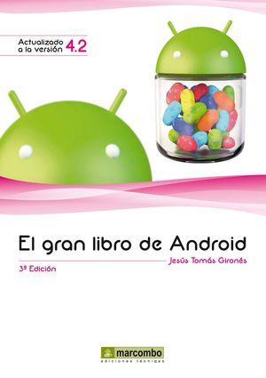 EL GRAN LIBRO DE ANDROID 4.2