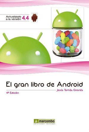 EL GRAN LIBRO DE ANDROID 4ª EDICION