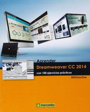 APRENDER DREAMWEAVER CC 2014 CON 100 EJERCICIOS PRACTICOS