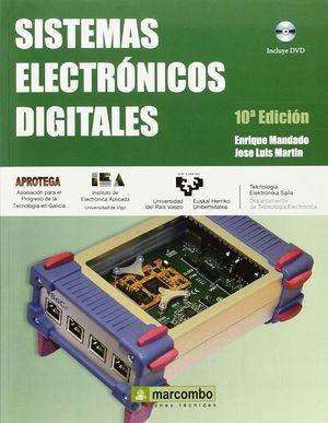 SISTEMAS ELECTRONICOS DIGITALES +DVD 10ª. EDICION