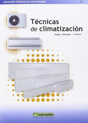 TECNICAS DE CLIMATIZACION