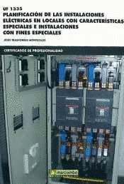 PLANIFICACION DE LAS INSTALACIONES ELECTRICAS EN LOCALES