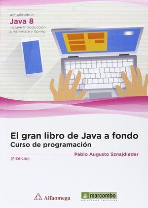 EL GRAN LIBRO DE JAVA A FONDO.