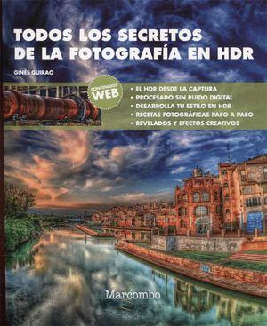 TODOS LOS SECRETOS DE LA FOTOGRAFÍA EN HDR