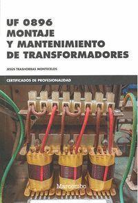 UF 0896 MONTAJE Y MANTENIMIENTO DE TRANSFORMADORES