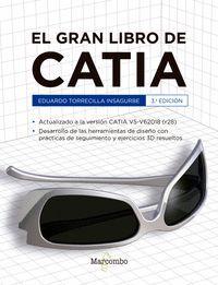 GRAN LIBRO DE CATIA 3ª ED.,EL