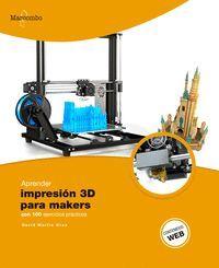APRENDER IMPRESION 3D PARA MAKERS