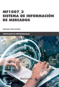 SISTEMA DE INFORMACIÓN DE MERCADOS. MF1007_3