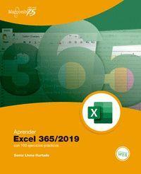 APRENDER EXCEL 365/2019 CON 100 EJERCICIOS PRACTIC
