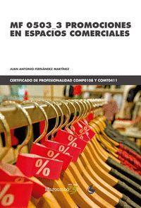 MF 0503_3 PROMOCIONES EN ESPACIOS COMERCIALES