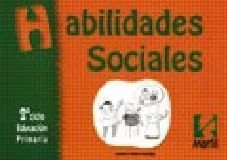 HABILIDADES SOCIALES - 2º CICLO EDUCACIÓN PRIMARIA