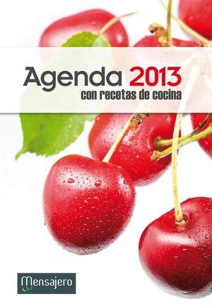 AGENDA 2013 CON RECETAS DE COCINA