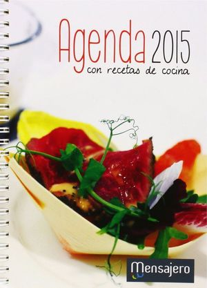 AGENDA 2015 CON RECETAS DE COCINA (ESPIRAL)