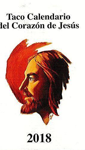 CALENDARIO CORAZON DE JESUS 2018 TACO MINI SIN IMAN