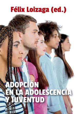 ADOPCION EN LA ADOLESCENCIA Y JUVENTUD