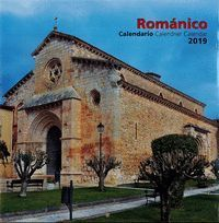 CALENDARIO 2019 PARED ROMANICO