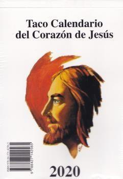 TACO CORAZON DE JESUS PARED GRANDE 2020 (CON SOPORTE)