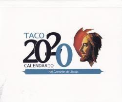 TACO MESA 2020 (SIN SOPORTE) CORAZON JESUS