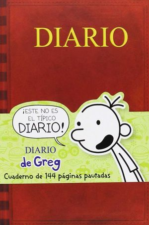 AGENDA DIARIO DE GREG