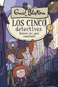 LOS 5 DETECTIVES: MISTERIO DEL GATO COMEDIANTE