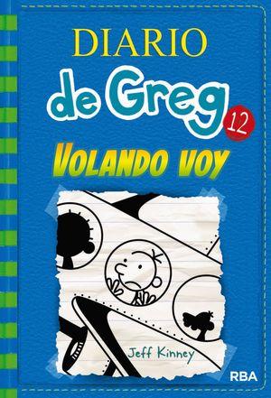 DIARIO DE GREG 12 VOLANDO VOY