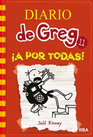 DIARIO DE GREG 11 ¡A POR TODAS!
