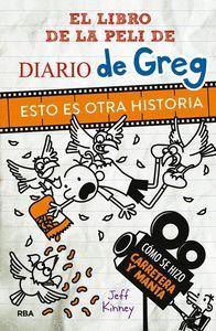 DIARIO DE GREG ESTO ES OTRA HISTORIA.