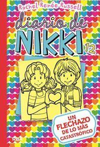 DIARIO DE NIKKI 12. UN FLECHAZO DE LO MAS CATASTROFICO