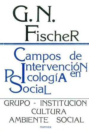 CAMPOS DE INTERVENCION PSICOLOGIA SOCIAL
