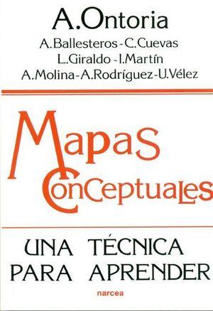 MAPAS CONCEPTUALES UNA TECNICA PARA APRENDER