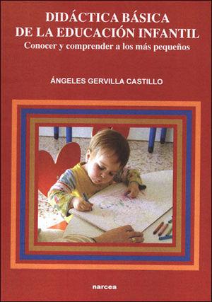 DIDACTICA BASICA DE LA EDUCACION INFANTIL