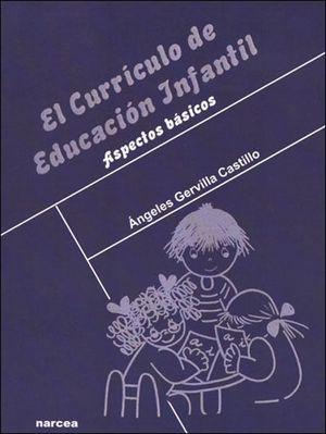 EL CURRICULO DE EDUCACION INFANTIL