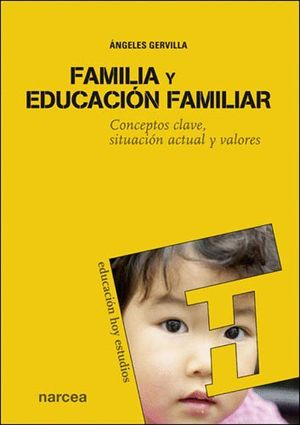 FAMILIA Y EDUCACION FAMILIAR